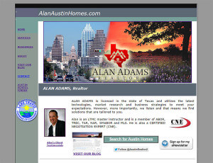 Alan Adams Austin Homes (Austin, Tx.) – Since 2007 html-css