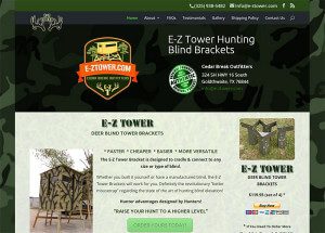 Cedar Breaks Outfitters, LLC. – (Goldwaithe, TX) – Since 2010 wordpress cms