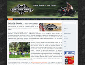 Fellowship Riders, Inc. (Dallas, TX) – Since 2006 WordPress-cms