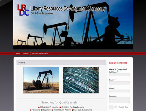 Liberty Resources Dev. Co. (Dallas) wordpress-cms