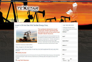 TexStar Energy Corp. (Lulling) wordpress-cms