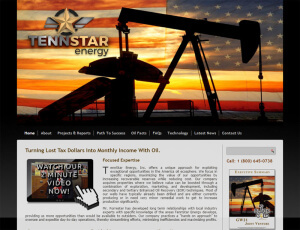 Tennstar Energy Inc.